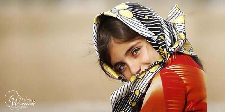 The Iranian girl child is the youngest victim of cruel discriminations