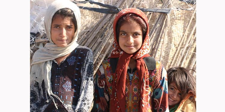 2020 saw an increase in child marriages