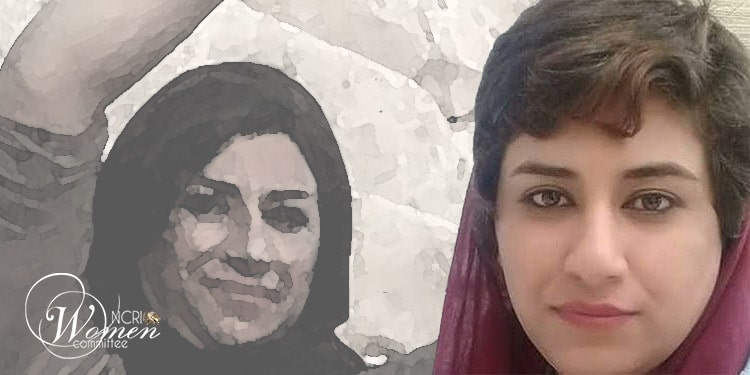 Maboubeh Rezaii sent from Bushehr to exile in the notorious Shiraz prison
